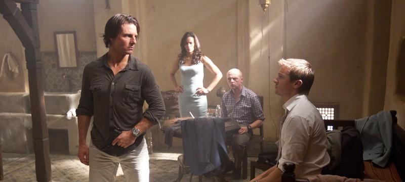 Джереми Реннер не появится в шестой части Mission: Impossible