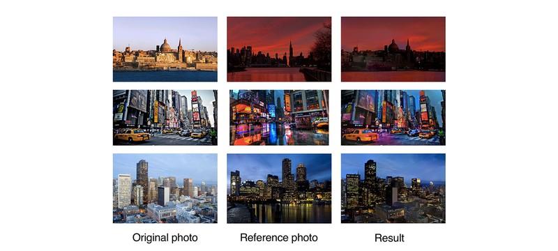 Нейро-сеть научилась переносить стиль одного фото на другой