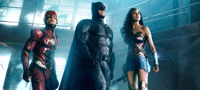 Хронометраж Justice League с IMDb оказался ложным