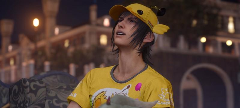 Арт-директор Final Fantasy XV ушел из Square Enix