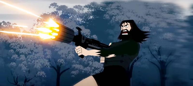 Эпизод Samurai Jack подвинули из-за премьеры Rick and Morty