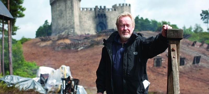 Ридли Скотт перенесет Битву за Британию на большой экран