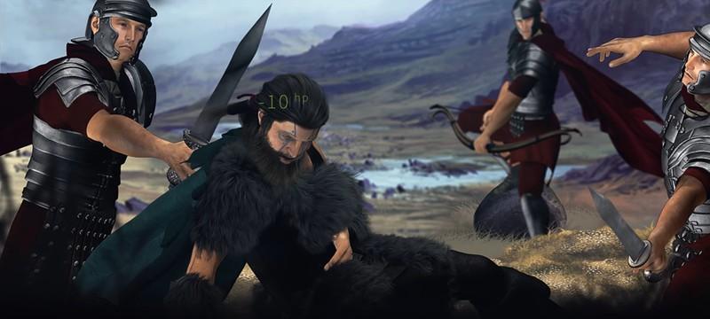 Управляй эмоциями и волей в необычной RPG Sacred Fire