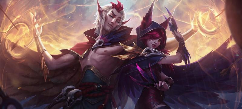 Два новых чемпиона League of Legends — Рэйкан и Шая