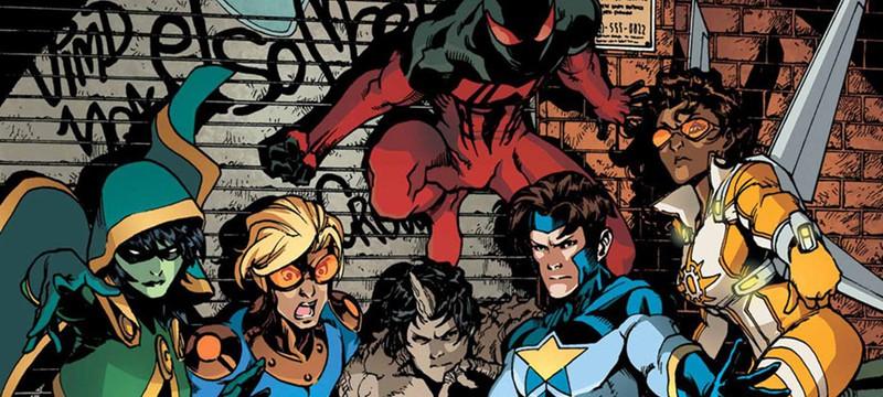 Экранизация New Warriors от Marvel и ABC будет комедийным шоу