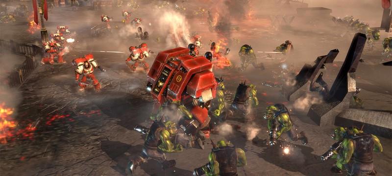 Открытая мультиплеерная бета Dawn of War 3 пройдет с 21 по 24 апреля
