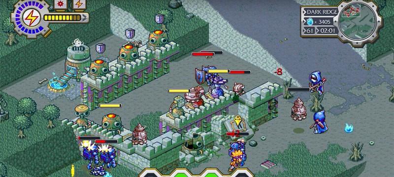 Lock's Quest выпустят на PC, спустя почти десять лет