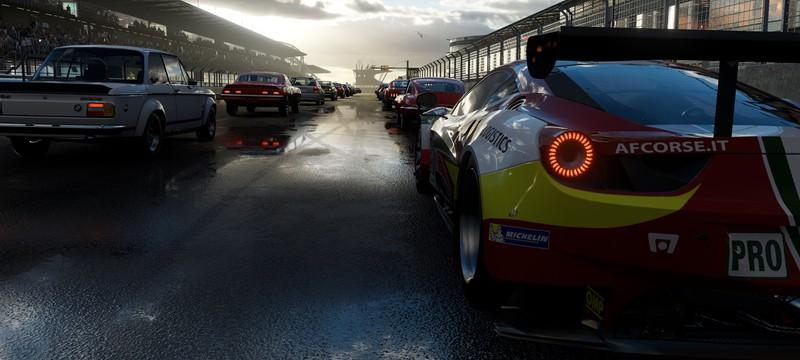 Project Scorpio запускает тех. демо Forza в 4K и 60fps