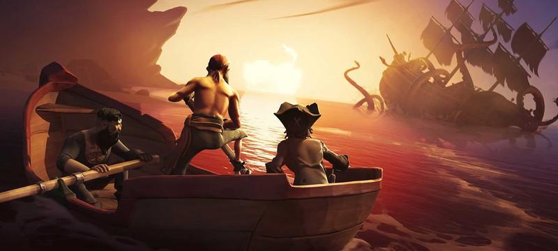 Авторы Sea of Thieves ответили на фидбек геймеров правками в игре
