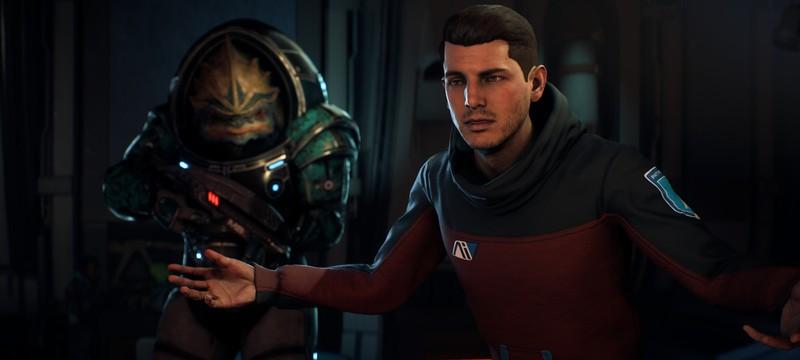 В файлах Mass Effect Andromeda нашли упоминание седьмого компаньона