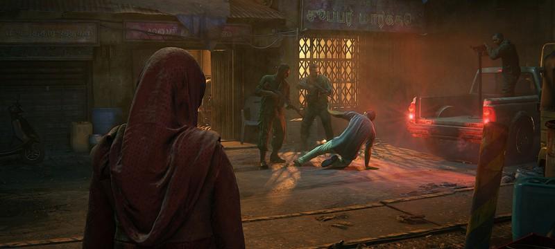 Прохождение Uncharted: The Lost Legacy займет 10 часов