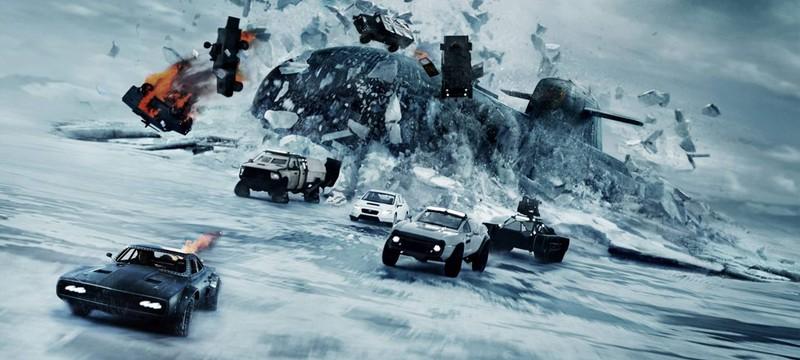 Обзоры Fate of the Furious — ничего нового для серии