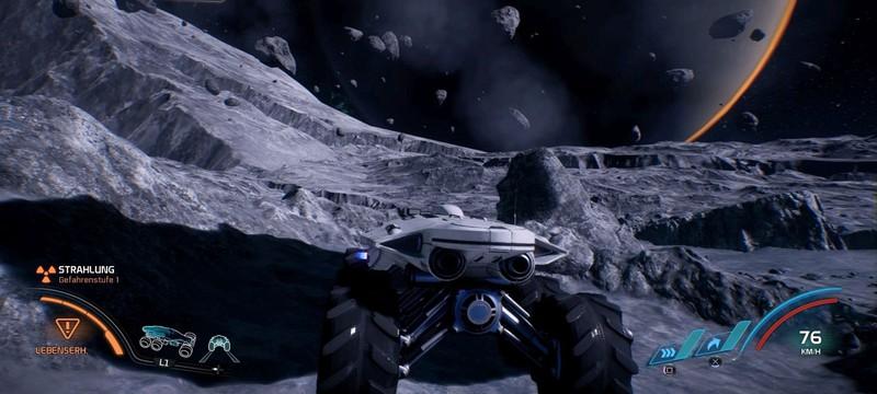 Гайд Mass Effect Andromeda — как вернуться на «Бурю» на планете H-047c
