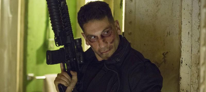 Съемки сериала The Punisher завершены