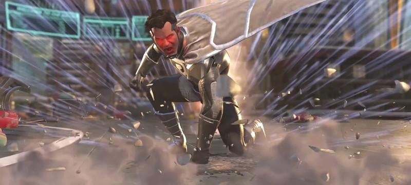 Новый трейлер Injustice 2 — костюмы и снаряжение