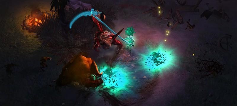 Некромант появился в закрытой бете Diablo III