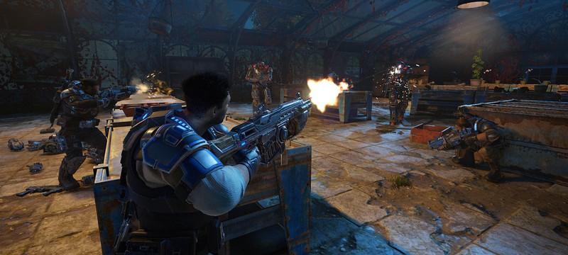 The Coalition разрешит кроссплатформенную игру в ранговых матчах Gears of War 4