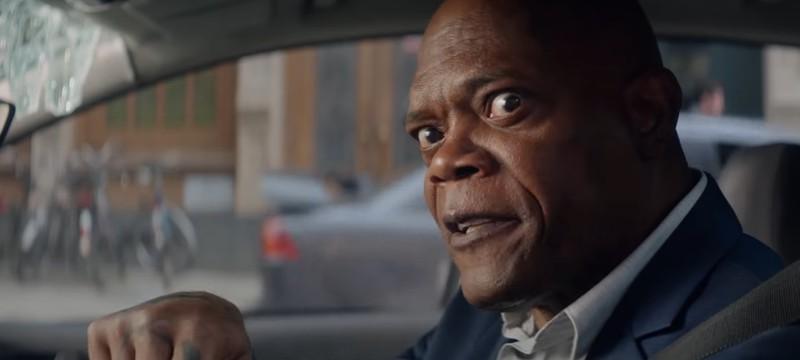 Райан Рейнольдс защищает Сэмюэля Джексона в первом трейлере The Hitman's Bodyguard