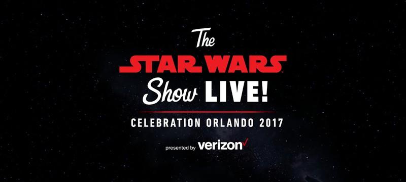 Прямой эфир с церемонии открытия Star Wars Celebration