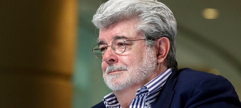 Джордж Лукас напомнил, что  Star Wars задумывалась для 12-летних детей