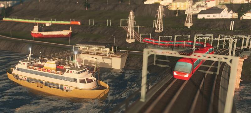 Дополнение Cities: Skylines – Mass Transit выйдет 18 мая