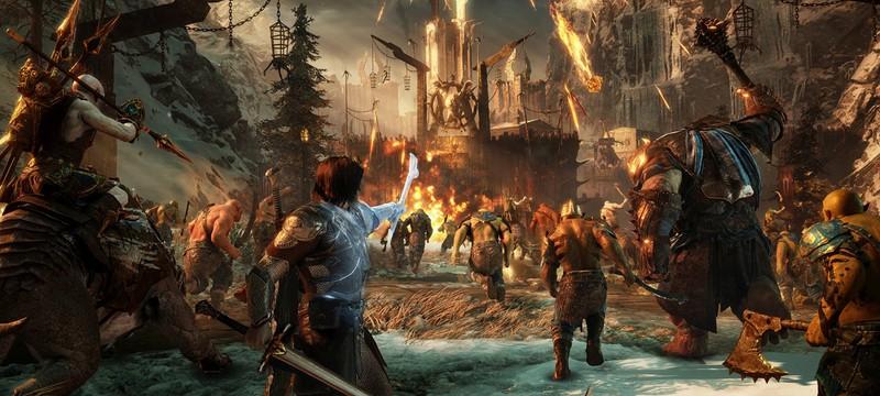 Как создавался Минас Итиль в Middle-earth: Shadow of War