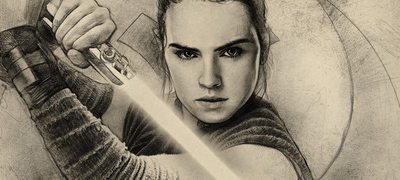 Прямая трансляция с панели Star Wars: The Last Jedi
