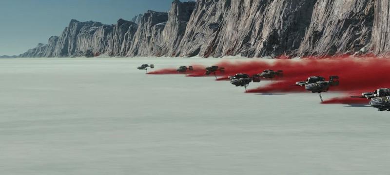 Разбираемся, что показали в трейлере Star Wars: The Last Jedi