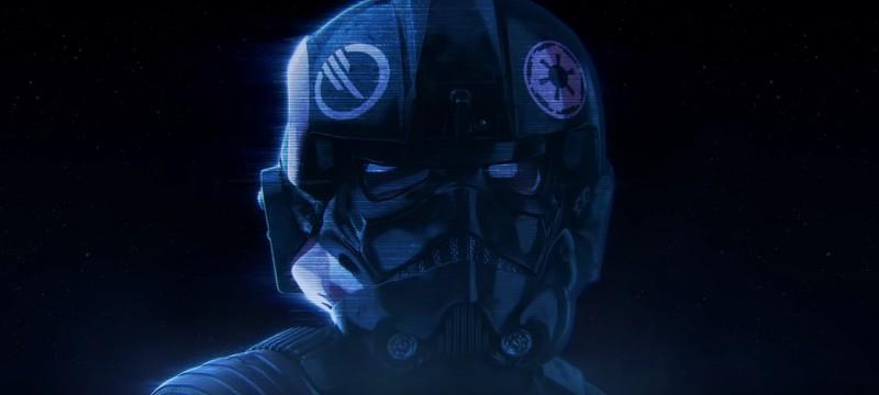 Первый трейлер Star Wars Battlefront II