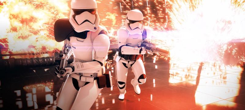 Детали, скриншоты, рендеры и дата релиза Star Wars Battlefront II