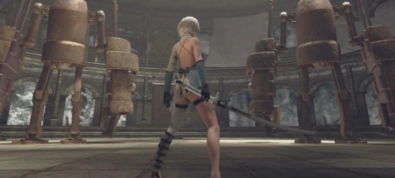 Первое DLC для NieR: Automata добавит новые костюмы и арену