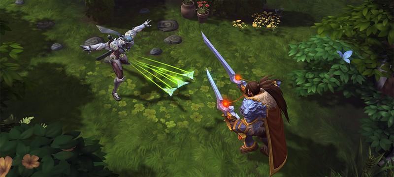 Гэндзи, Ханамура и режим с тележкой в новом обновлении Heroes of the Storm 2.0