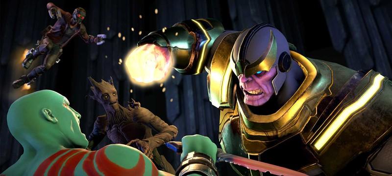 Оценки первого эпизода Guardians of the Galaxy от Telltale