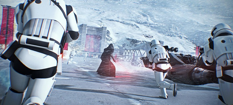 Точная дата раннего доступа Star Wars Battlefront 2