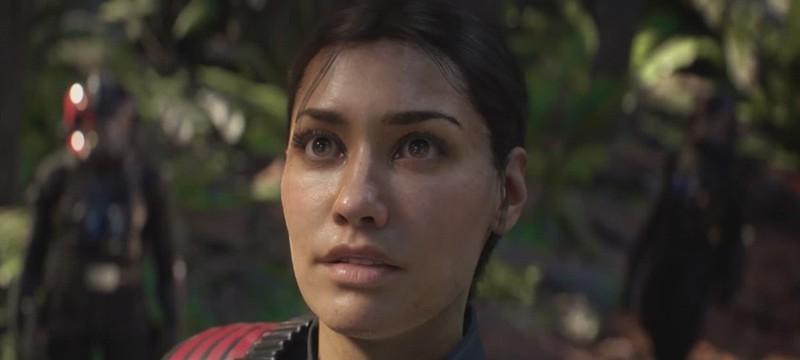 Главная героиня Star Wars: Battlefront 2 будет похожа на Лею и Рей