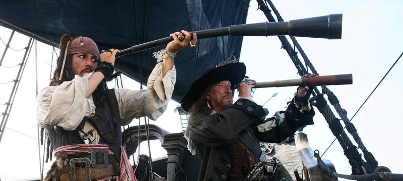 Японский трейлер проспойлерил персонажа Pirates of the Caribbean 5