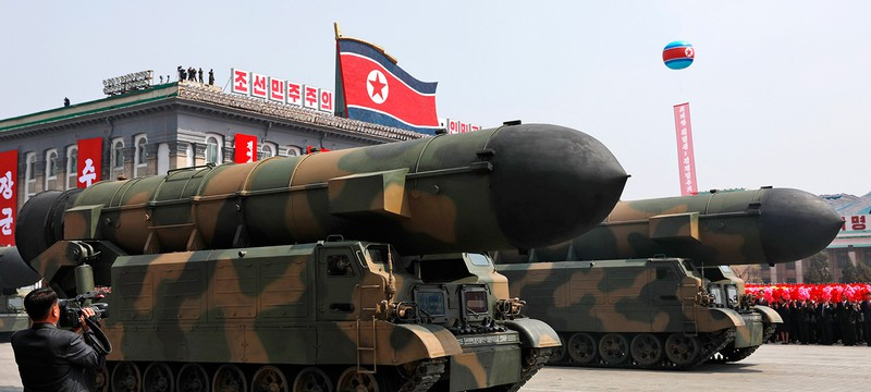 Северная Корея показала CG-ролик о ядерной атаке на Сан-Франциско