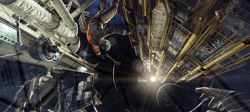 Новое видео Prey: тур по космической станции Талос I