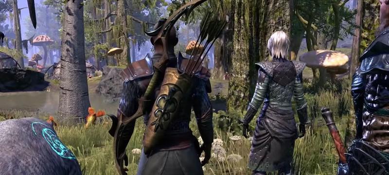 Трейлер The Elder Scrolls Online: Morrowind представил новый игровой класс — Warden