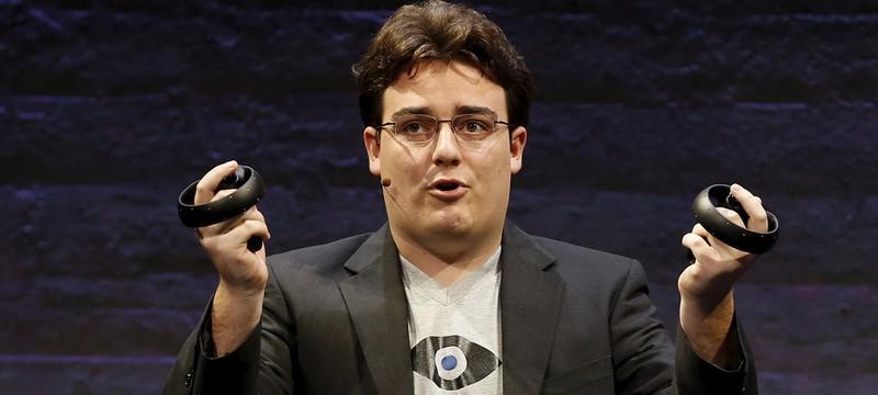 Основатель Oculus Палмер Лаки поддерживает Дональда Трампа компаниями-пустышками