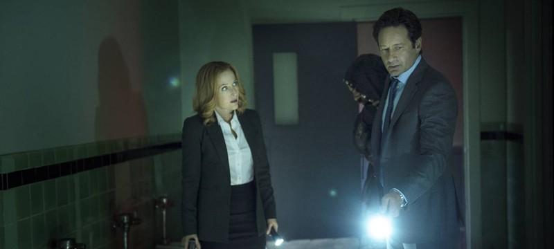 Сериал The X-Files возвращается. Снова