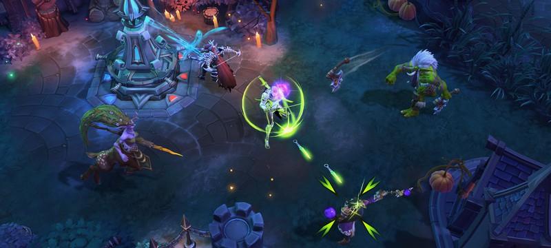 Blizzard подарит 20 героев в честь запуска Heroes Of The Storm 2.0