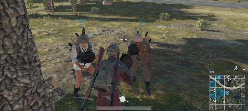 Новый патч PlayerUnknown's Battlegrounds сделал сковороды пуленепробиваемыми
