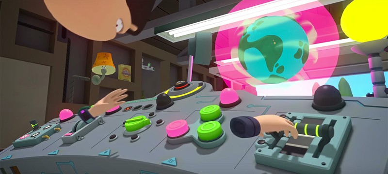 Релизный трейлер Rick and Morty: Virtual Rick-ality