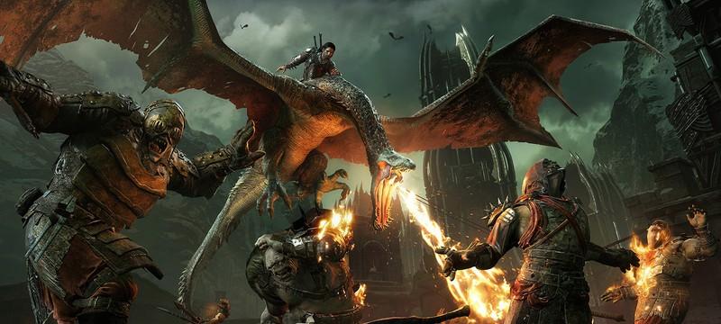 Знакомство с Shadow of War — Огненные драконы и другие ездовые существа