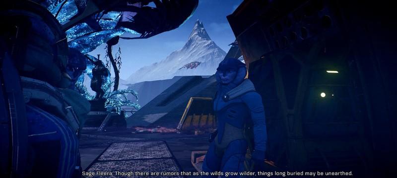 """Гайд по Mass Effect Andromeda — побочная миссия """"Исторгнутое"""""""