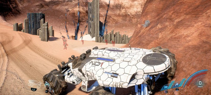 """Гайд по Mass Effect Andromeda — побочная миссия """"Призрак надежды"""""""