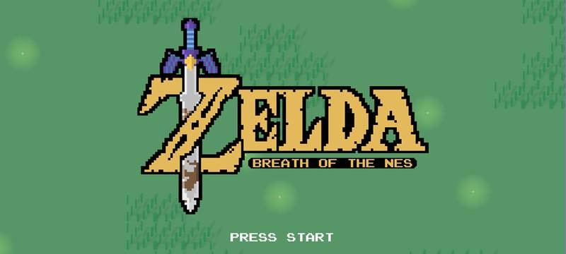 Zelda: Breath of the Wild доступна бесплатно в виде фанатского 2D-проекта