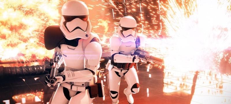Контент из Star Wars Battlefront II Deluxe Edition можно будет разблокировать бесплатно