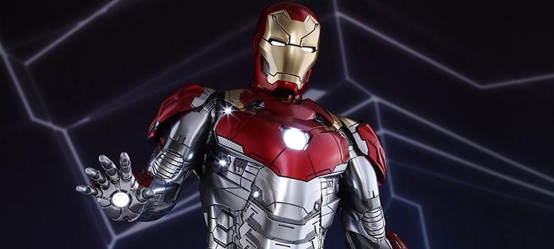 Вот как будет выглядеть Железный Человек в Spider-Man: Homecoming